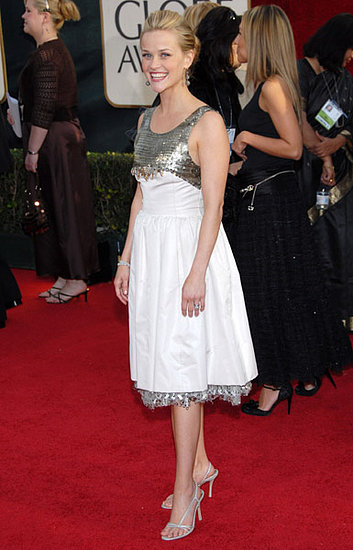 dress that Reese Witherspoon wore to the 2006 Golden Globe Awards.